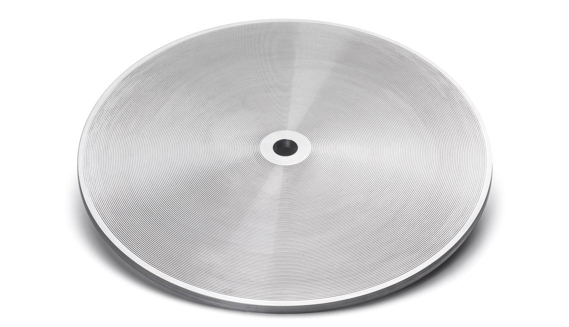 Ø 320 – Spiral surface